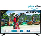 Samsung 138 cm (55 Inches) 4K UHD LED Smart TV UA55NU6100 (Black) (2019 model)