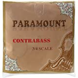 Classic Cantabile KB-34 Corde de Contrebasse Taille 3/ 4
