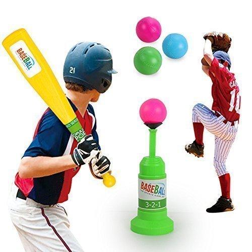 er Set Outdoor Training Fledermaus Spielsachen lustige Spiele Weihnachtsgeschenke (Die Hand-augen Bat)
