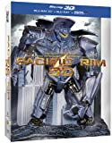 Pacific Rim [Combo Blu-ray 3D + Blu-ray + Copie digitale -...