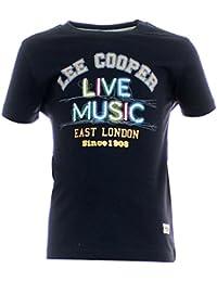 Lee Cooper Niños Camiseta Mangas cortas Live Music