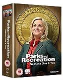 Parks & Recreation - Season 1-2 [DVD] [UK Import]