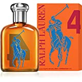 Ralph Lauren Big Pony Collection No. 4 - Orange Eau de Toilette 75 ml, 1er Pack (1 x 75 ml)