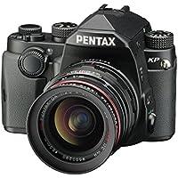 """Pentax KP Digitalkamera, 24 MP CMOS Sensor, Full HD Video, 3 """"LCD Monitor, Schwarz"""