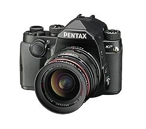 Pentax KP Digital SLR Camera - Black