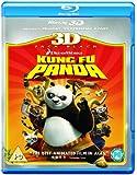 Kung Fu Panda 3D (Blu-ray 3D + Blu-ray + DVD) [2008] [Region Free]