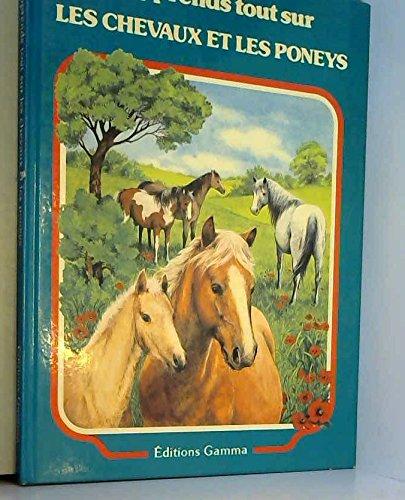 J'apprends tout sur les chevaux et les poneys par Jennifer Justice