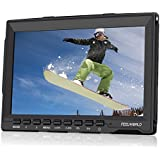 Galleria fotografica Feelworld FW-759 7 Inch Ultra HD 1280x800 IPS Screen Camera Video Filed Monitor Viewfinder for DSLR Camcordor...