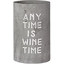 """'Calcestruzzo vino cantina vino Any Time is Wine Time """""""