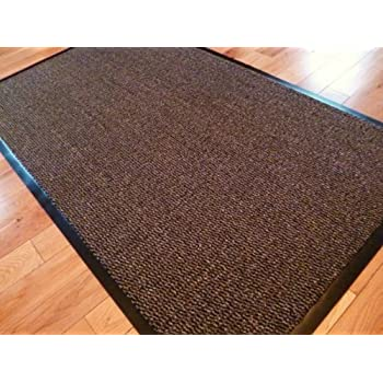 Extra Large Entrance Door Mat 120cm x 180cm Rubber Backed Non Slip ...