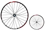 Fulcrum Red Passion Unisex Adult Running Wheels, unisex adult, Black, 27.5 (QR-QR)
