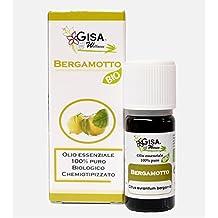 BERGAMOTTO BIO Olio essenziale 100% puro e naturale biologico