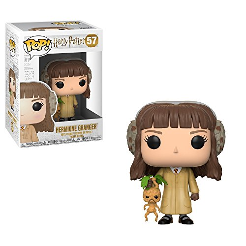 Funko Pop!- Pop Movies: Harry Potter-Hermione Granger Herbology Figura de Vinilo, (29502)