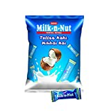 #4: MAHAK Milk-n-Nut Coconut Chocolate Pouch - Pack of 100
