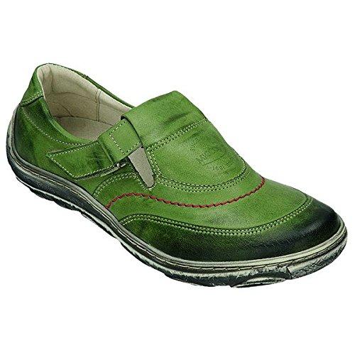 Sportif 200616 miccos shoes chaussures pour femme Vert - Vert