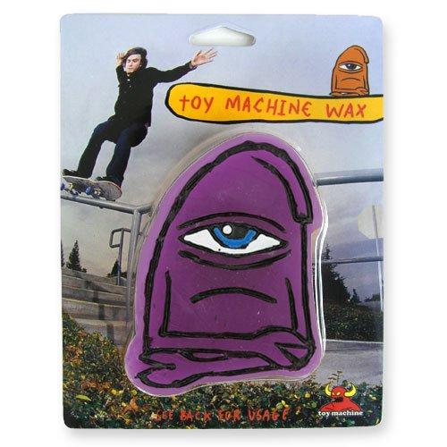 Toy Machine Skateboard Wax - Purple