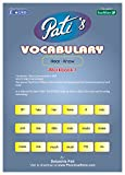 Pati's Vocabulary 1 work book - Word lea...