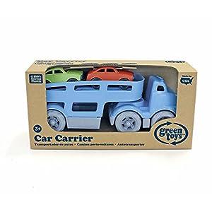 Unbekannt Green Toys CCRB de 1237Auto Transporter/Car Carrier + 3Mini Vehicles