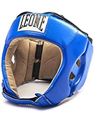 León Casco Homologado AIBA 117015558 Azul turquesa Talla:S