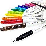 Pilot Frixion Couleurs stylos marqueur effaçable–Pochette de 12couleurs assorties