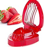 JUNGEN Kitchen Mini Strawberry Slicer Cutter Gadgets Kitchen Tool