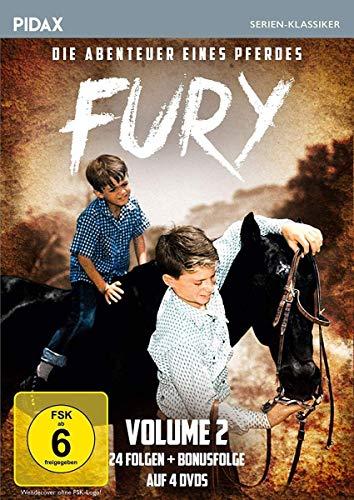 Fury - Die Abenteuer eines Pferdes, Volume 2 [4 DVDs]