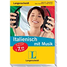 Langenscheidt Italienisch mit Musik - Audio-CD mit Begleitheft und Mini-Sprachführer (Langenscheidt ... mit Musik)