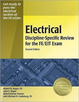[( Electrical Discipline-Specific Review for the FE/EIT Exam By Angus, Robert B ( Author ) Paperback Jan - 2006)] Paperback