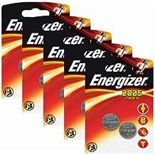 Energizer 637988SET - Pilas de botón (Litio CR, 3 V, 5 x 2 unidades)
