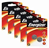 Energizer 637988SET Original Batterie Lithium CR 2025 (3 Volt, 5x 2-er Pack)