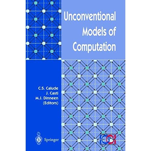 Unconventional models of computations