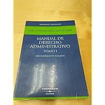 Manual derecho administrativo I 15 edc.