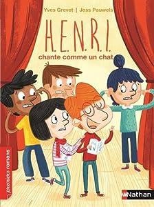 """Afficher """"Henri n° 6 Henri chante comme un chat"""""""