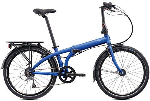 tern Node D8 - Bicicletas plegables - 24' azul 2017