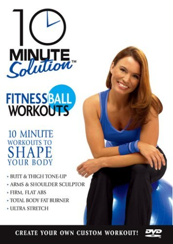 10 Min Sol:fitness Ball Wrkout by 10 Minute Solution - Sol Solutions