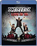 Scorpions: Live in 3D - Get Your Sting & Blackout [Blu-ray 3D]