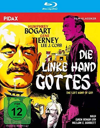 Die linke Hand Gottes (The Left Hand of God) / Fernöstliches Missions-Abenteuer mit Kultstar Humphrey Bogart in brillianter HD-Qualität (Pidax Film-Klassiker) [Blu-ray]