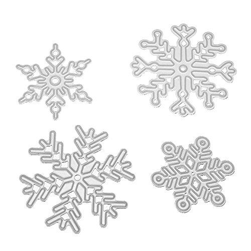 Xuthuly Frohe Weihnachten Metall Stanzformen Schablonen Scrapbooking Präge DIY Handwerk