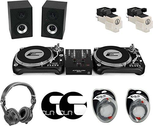 Recordcase Vinyl-DJ Starter Set