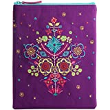 """Pinaken The Glee Girls Carrying Sleeve Pouch Cover Protector Holder For Most 9.7"""" 10"""" 10.1"""" 10.2"""" Inch Netbook Tablet PC (Red)"""