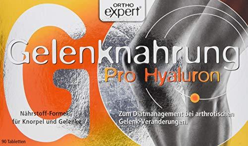 Gelenk Nahrung Pro Hyaluron Orthoexpert Tabletten 90 stk