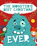 The Monster's Best Christmas Ever: Bedtime story book about a boy and a girl and their friend Monster, Picture Books, Preschool Book, Kids books, Ages 3-8