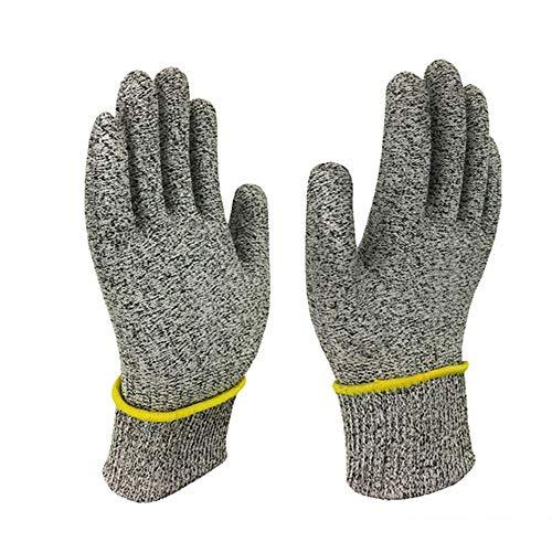 Yantong Gao Lange schnittfeste Handschuhe, Handverlängerungsschutz, industrielle Arbeitsschutzhandschuhe Mehrzweckhandschuhe
