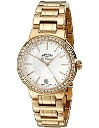 Rotary Damen - Armbanduhr Lucerne Analog Quarz LB90085/02L