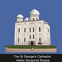 The St. George's Cathedral Velikiy Novgorod Russia (RUS)