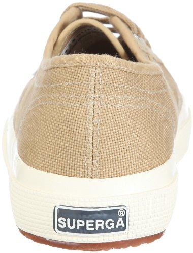 Superga 2750 Cotu Classic Scarpe da Ginnastica Basse, Unisex Adulto Beige (Beige/950 Camel)