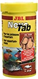 JBL Novo Tab Boîte de 400 Comprimes Nourriture pour Aquariophilie 250 ML - Lot de 2