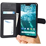 Google Pixel 3 XL Case by Abacus24-7®, Pixel 3XL Leather