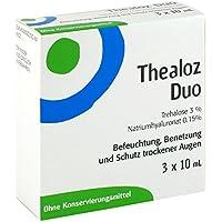 Thealoz Duo Augentropfen 3X10 ml preisvergleich bei billige-tabletten.eu