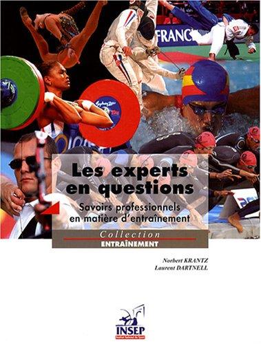 Les experts en questions : Savoirs professionnels en matière d'entraînement